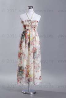 Female mannequin torso   Full pinnable fabric dress form   White