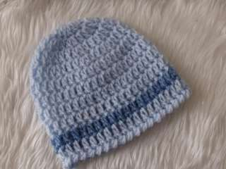 3M Crochet Knitted Baby Beanie Bonnet Hat U CHOOSE