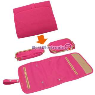 New Personal Travel Kit Hanging Cosmetic Toiletry Bag
