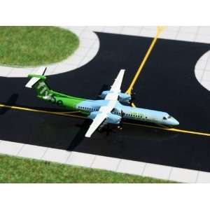 Gemini Jets Flybe Q400 Green Model Airplane Everything
