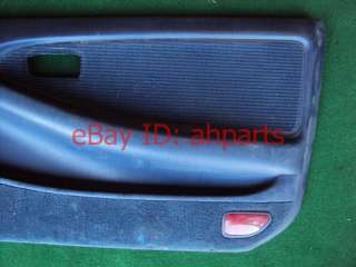 91 92 93 94 95 Toyota MR2 Passenger Door Panel OEM