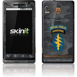 Special Forces Airborne skin for Motorola Droid
