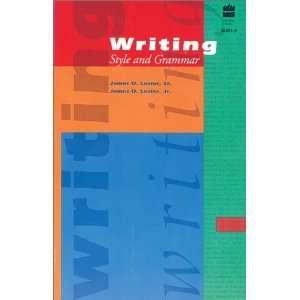 Grammar (9780673360939): James D. Lester, James D. Jr. Lester: Books