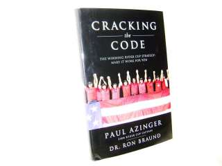 Cracking the Code by Paul Azinger & Dr. Ron   Ryder Cup
