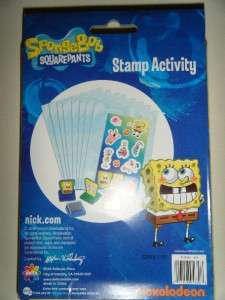 Stamp Activity Set Birthday Party Favors Goody Bag Loot
