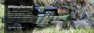 50L ARMY MILITARY COMBAT BACKPACK RUCKSACK SHOTGUN RIFLE SNIPER