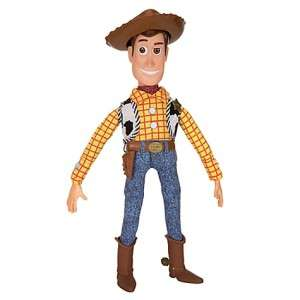 Disney Toy Story Talking Woody Action Figure 16 Pull String w/ Hat