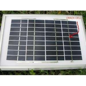 Solar Cells B grade 3x3 Solar Cell for DIY Solar Panels Patio, Lawn