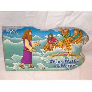Jesus Walks on Water The Beginners Bible (The Beginners Bible