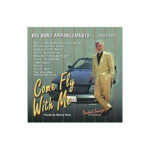 Fly With Me Big Band Arrangements (Karaoke CDG) Musical Instruments