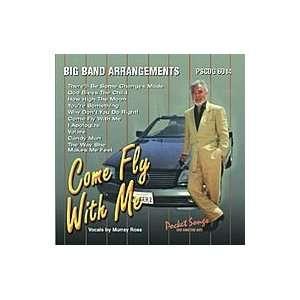 Fly With Me Big Band Arrangements (Karaoke CDG) Musical Instruments