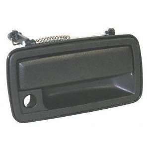 97 01 GMC JIMMY FRONT DOOR HANDLE RH (PASSENGER SIDE) SUV, Outer, 2nd