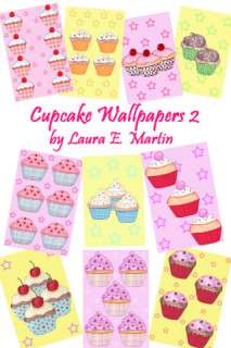 App Store   Cupcake Wallpapers 2 by Laura E. Martin