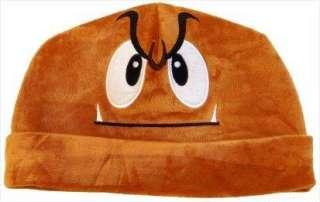 Costumes Super Mario Bros Goomba Beanie Hat