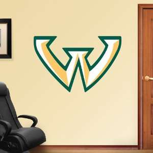 State Logo Vinyl Wall Graphic Decal Sticker Poster