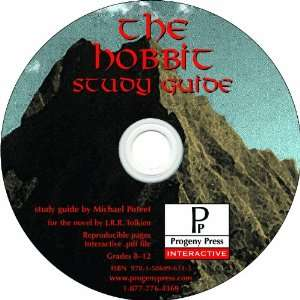 The Hobbit Study Guide CD ROM (9781586096113): Michael