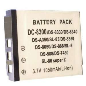 Quality Replacement Battery For Select BenQ/Premier Digital Cameras