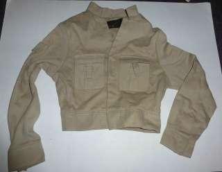 WARS ESB   luke skywalker bespin fatigue jacket   FAN CLUB |