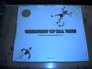 NEW IN BOX SEALED Greatest of All Time A Tribute to MUHAMMAD ALI by
