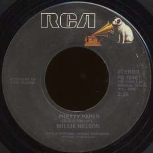 merry christmas this could be 45 rpm single WILLIE NELSON Music