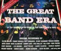 THE GREAT BIG BAND ERA Greatest Songs TEN RECORD SET