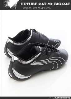 BN PUMA FUTURE CAT M1 BIG CAT Shoes Black #P95