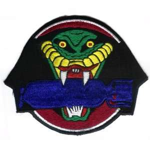 864th BOMBARDMENT SQUADRON 494th BOMB GROUP Patch