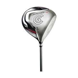 Launcher 09 Driver   Left Hand 10.5 degrees Fit on Red Stiff Flex