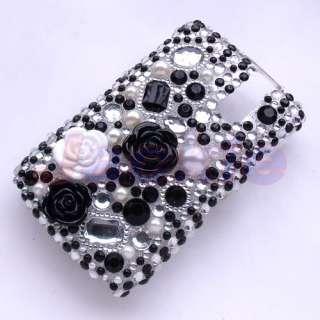 Bling Diamond Case For Blackberry Curve 8300 8330   A2