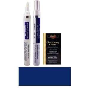 Oz. Blue Pearl Metallic Paint Pen Kit for 1996 Nissan Pathfinder (BP3
