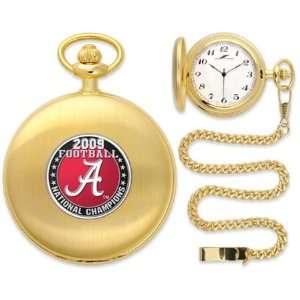 Alabama Crimson Tide National Champions Collection Pocket