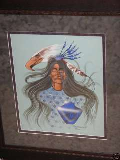 Robert Redbird Paintings for Sale http://www.popscreen.com/p/MTQ3NTgxMDQy/Ray-Swanson-Paintings-for-Sale-Native-American-Art