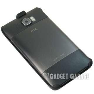 Force Swivel Holster Belt Clip Case For HTC HD2 TMobile
