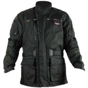 Vega Milepost Black Medium Touring Jacket Automotive