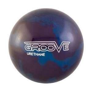 Brunswick Groove Urethane Dark Blue/Light Blue   One Color