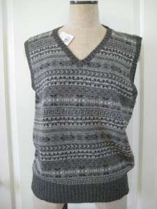 POLO RALPH LAUREN MEN S $165 NWT Sweater Vest Silk Cashmere Cotton
