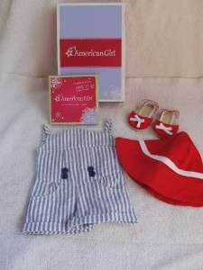AMERICAN GIRL   Sea Breeze Outfit   NEW WITH BOX   L@@K