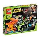 Lego 8961 Power Miners Crystal Sweeper