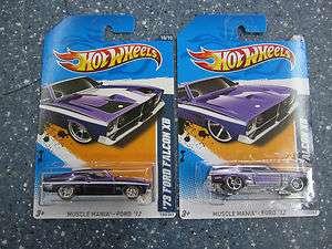 Hot Wheels 73 Ford Falcon XB Super Secret Treasure Hunt Car T