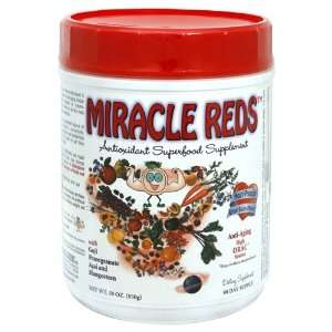 Miracle Reds Antioxidant Superfood Supplement Health & Personal Care