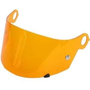 Suomy Faceshield Apex Full Face Motorcycle Helmet Accessories   Orange
