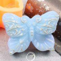 Wholesale Silicone Natural Soap Molds Mouldls Butterfly