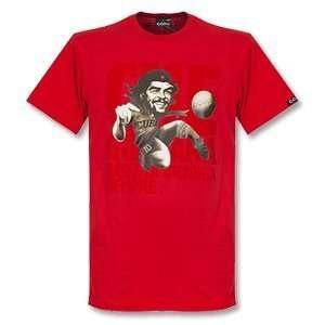 Copa Che Guevara Tee   Red