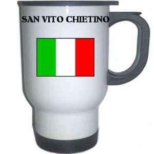 Italy (Italia)   SAN VITO CHIETINO White Stainless Steel