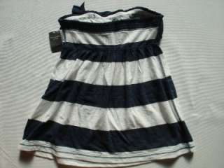 Abercrombie Strapless Bowknot Cami Tank TOP Size S