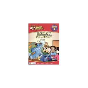 LECTURA Y ORTOGRAFIA GRADO 3 (SABIO OCTAVIO)  Books
