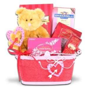 Be Mine Valentines Day Gift Basket