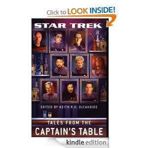 Star Trek Tales From the Captains Table (Star Trek (Unnumbered