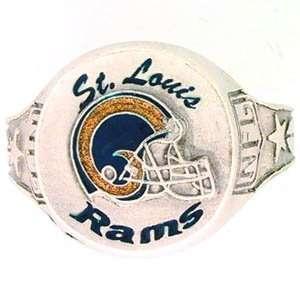 St. Louis Rams Ring   NFL Football Fan Shop Sports Team Merchandise