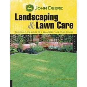 John Deere Landscaping & Lawn Care Book: Home & Kitchen